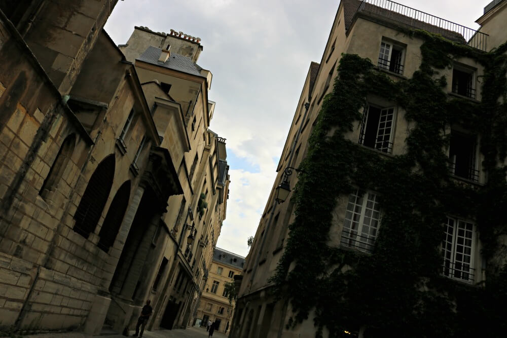 Ruta por Le Marais en París