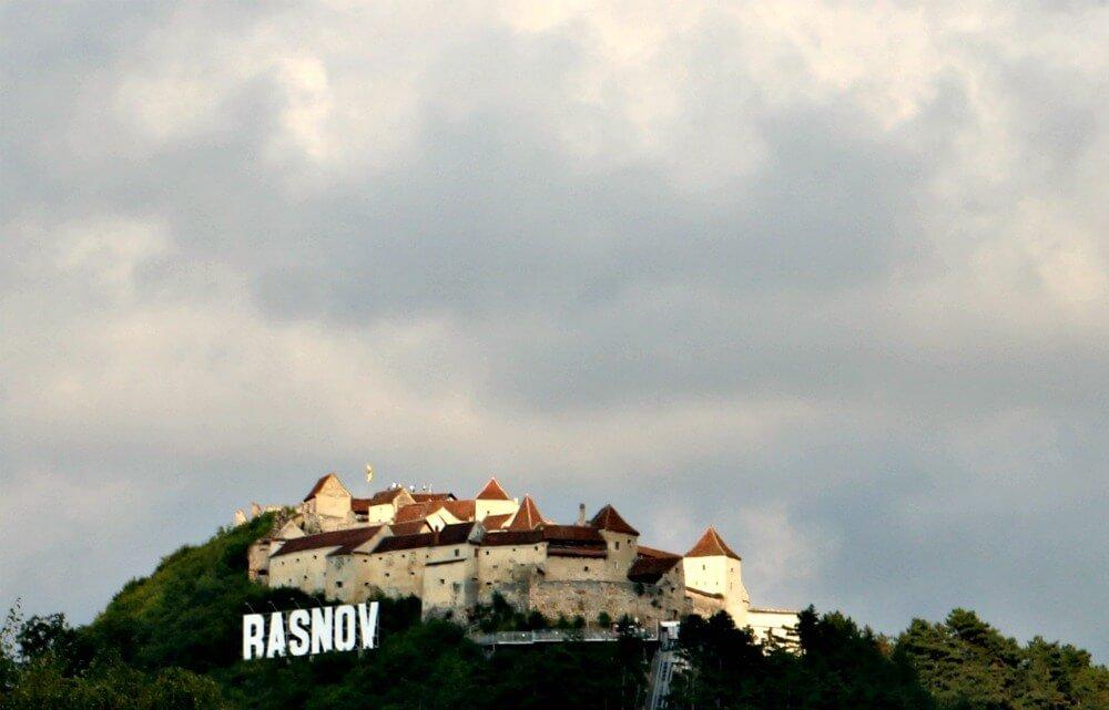 Ciudadela de Rasnov, Rumanía