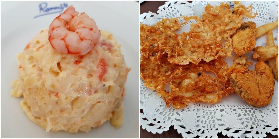 Ensaladilla y pescaíto frito en Romerijo - Dónde comer en El Puerto de Santa María