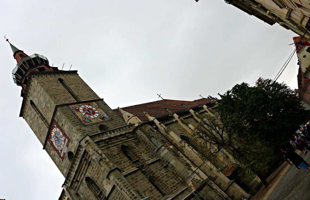 Iglesia Negra - Qué ver en Brasov