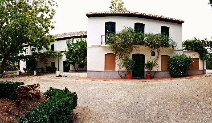 La Huerta de San Vicente en Granada