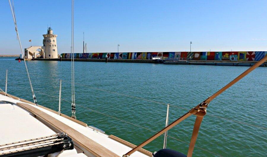Paseo en barco por Puerto Sherry El Puerto de Santa María