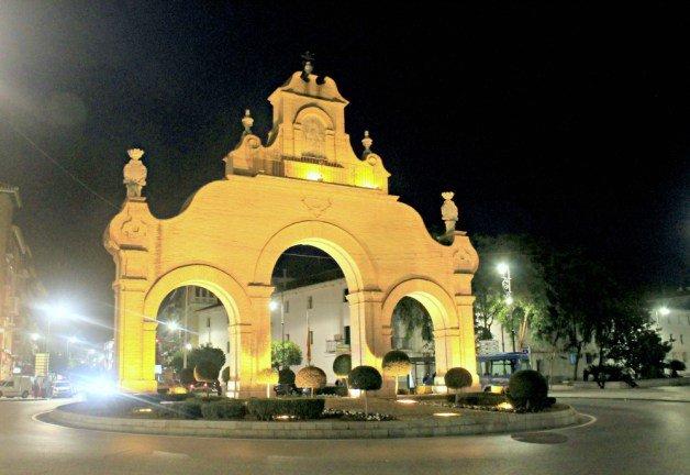 Arco de Estepa en Antequera