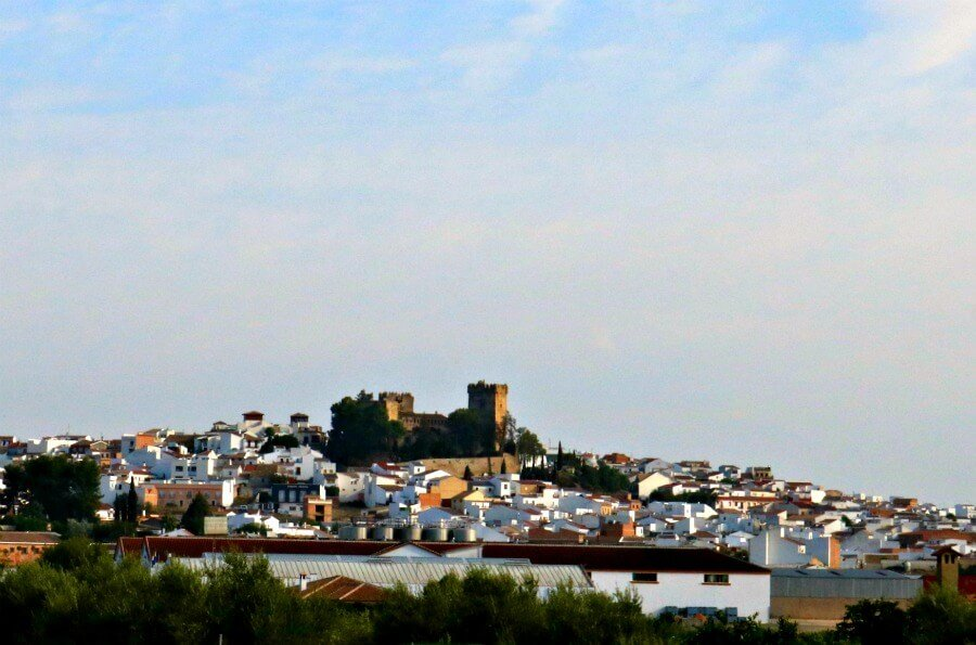 Castillo de Montemayor en Córdoba