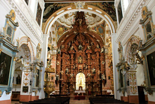 Convento del Carmen en Antequera