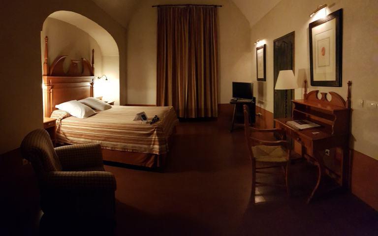 Dormir en un monasterio en Palma del Río