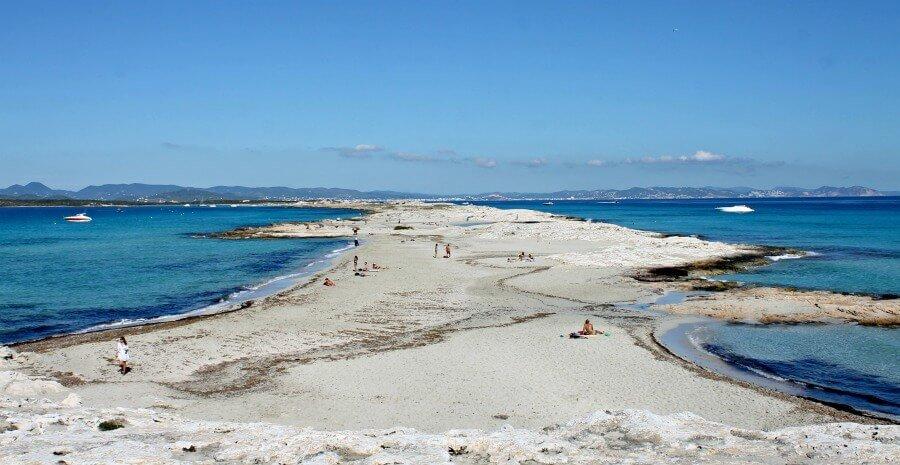 Es Pujols - Formentera en invierno