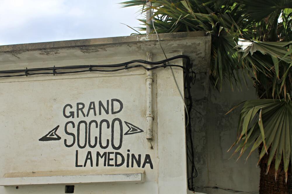 Grand Socco - La Medina - Tánger