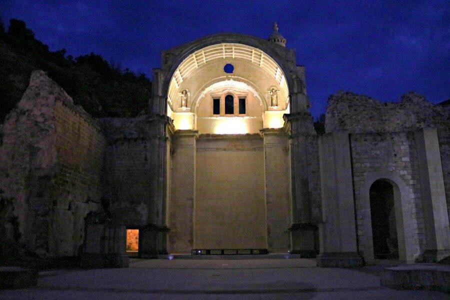 La iglesia de los Milagros - Qué ver en Cazorla