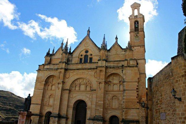 Iglesia de Santa María - Antequera