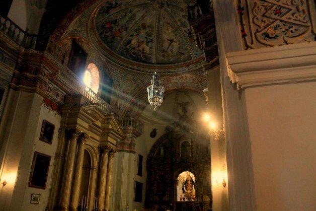 Iglesia de Santo Domingo - Qué ver en Antequera