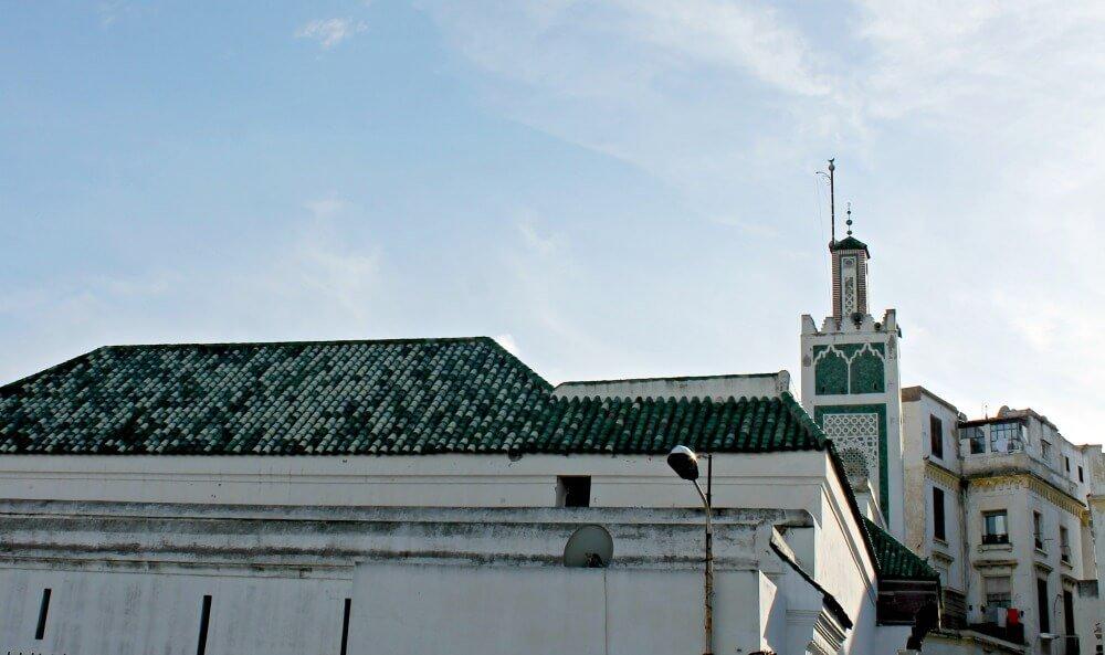 Mezquita Grande de Tánger