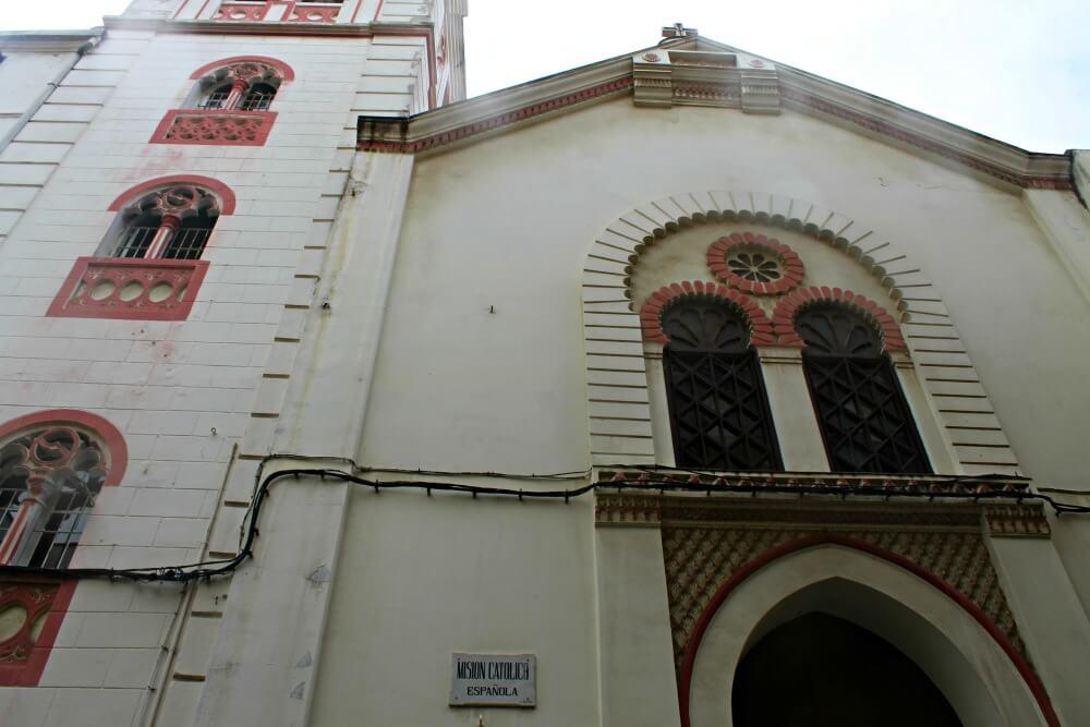 Misión católica española - Tánger