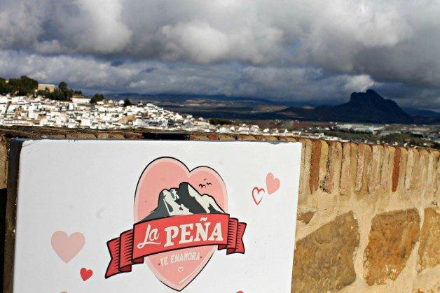 Monte del Indio en Antequera
