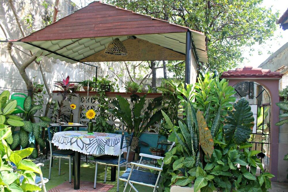 Nuestra casa particular de Cuba en Cienfuegos