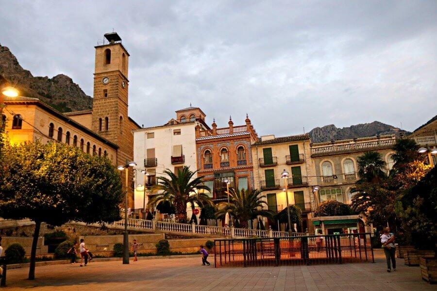 Plaza de Cazorla - Qué ver en Cazorla