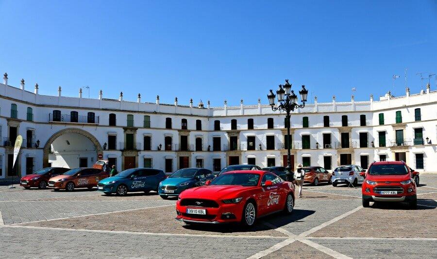 Plaza Mayor de Aguilar de la Frontera