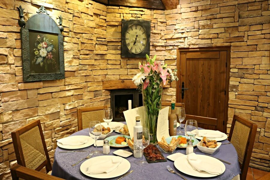 Restaurante Leandro, comer en Cazorla
