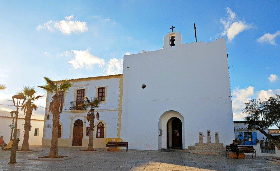 Sant Francesc - Formentera