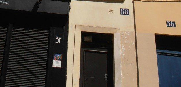 La casa de Amelie en París