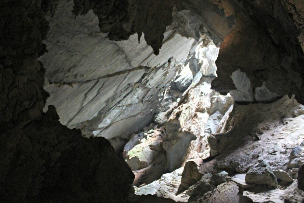 Cueva de Santo Tomás en Cuba