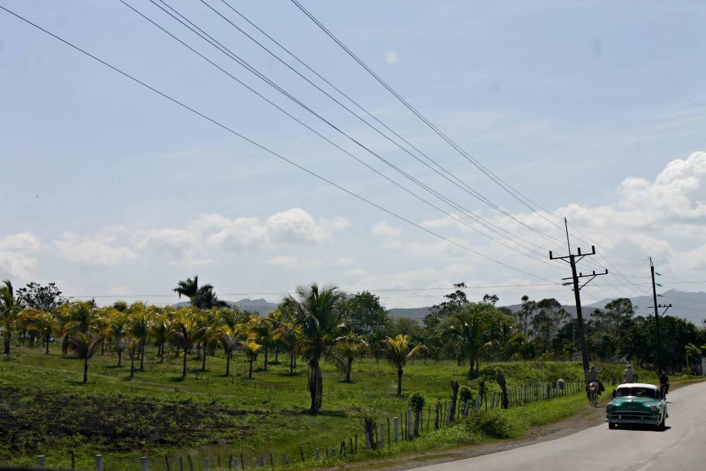 En ruta hacia Trinidad