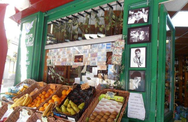 Frutería de Amelie - Marché de la Butte
