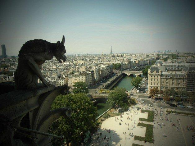 Gárgolas de Notre Dame - Qué ver en París