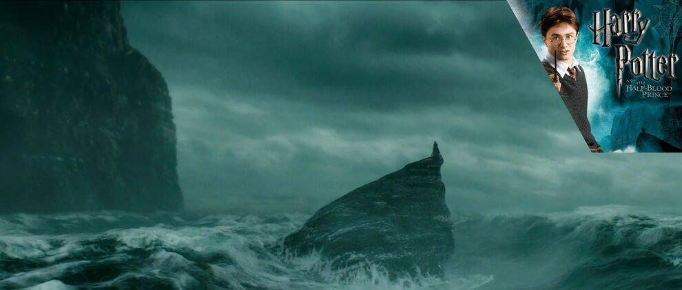 Harry Potter en los Acandilados de Moher - Créditos: Warner