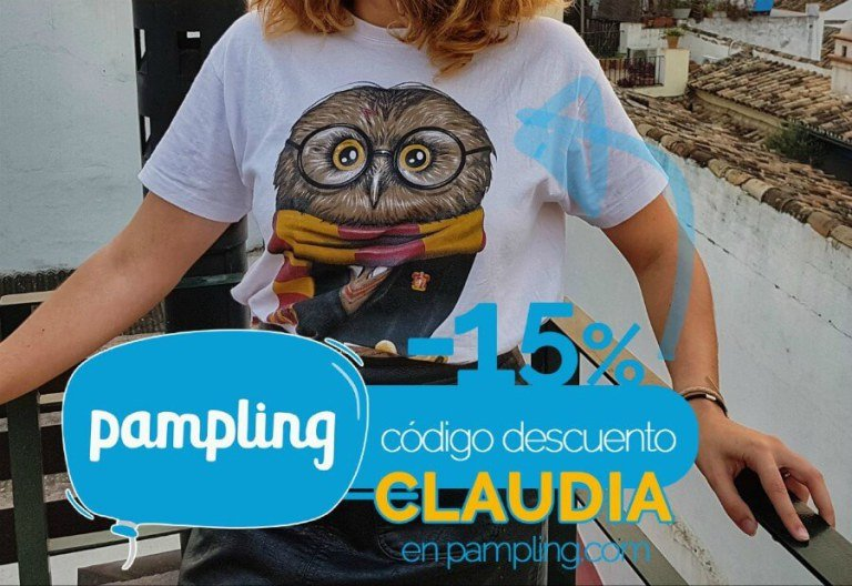 Camiseta de Harry Potter Pampling