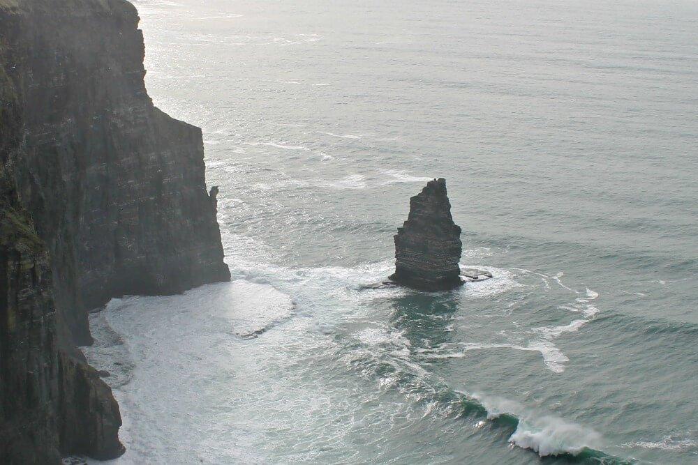 La piedra de Harry Potter en Irlanda