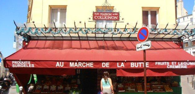 Maison Collignon en el París de Amelie