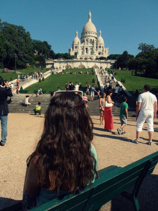 Ruta de Amelie en Montmartre