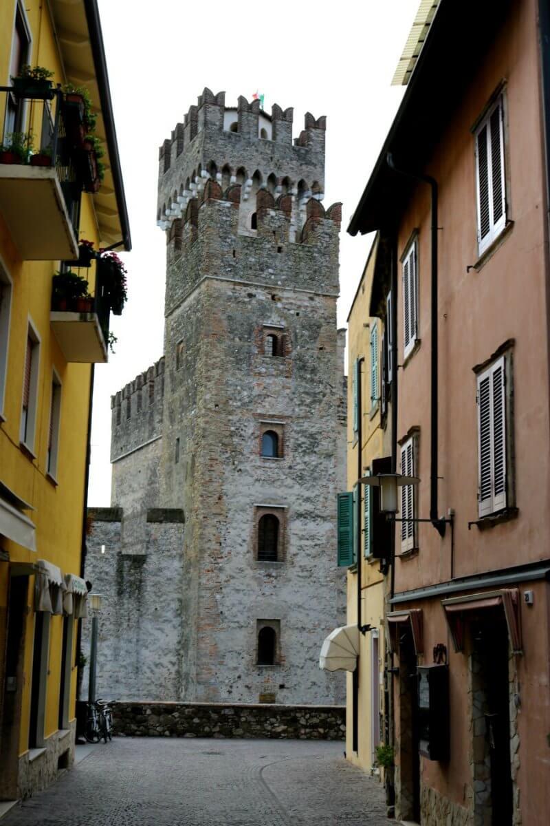 Sirmione de colores en el Lago di Garda