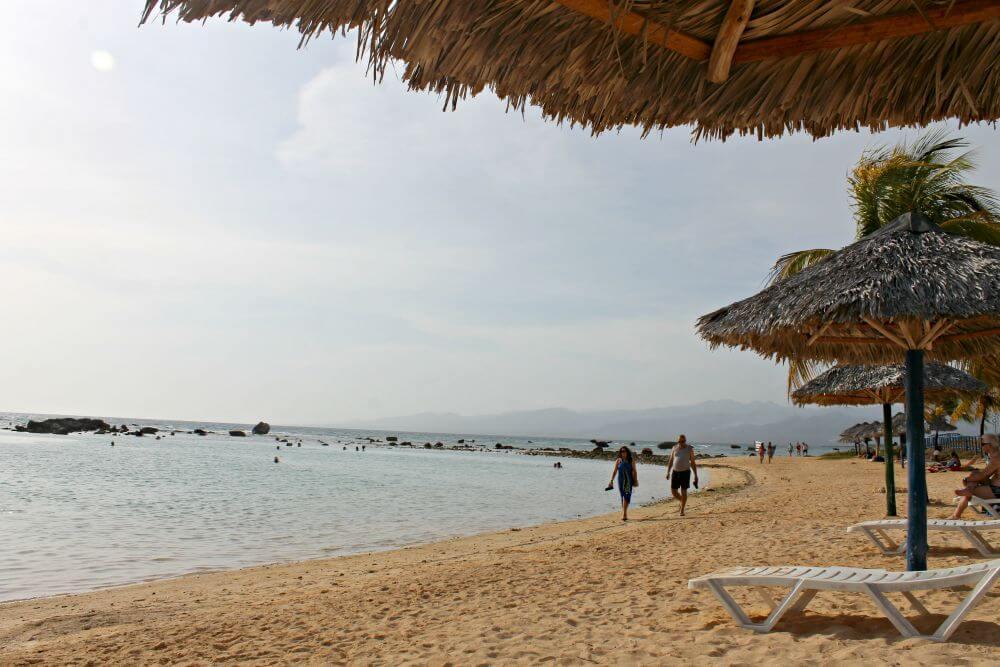 Un paseo por Playa Ancón