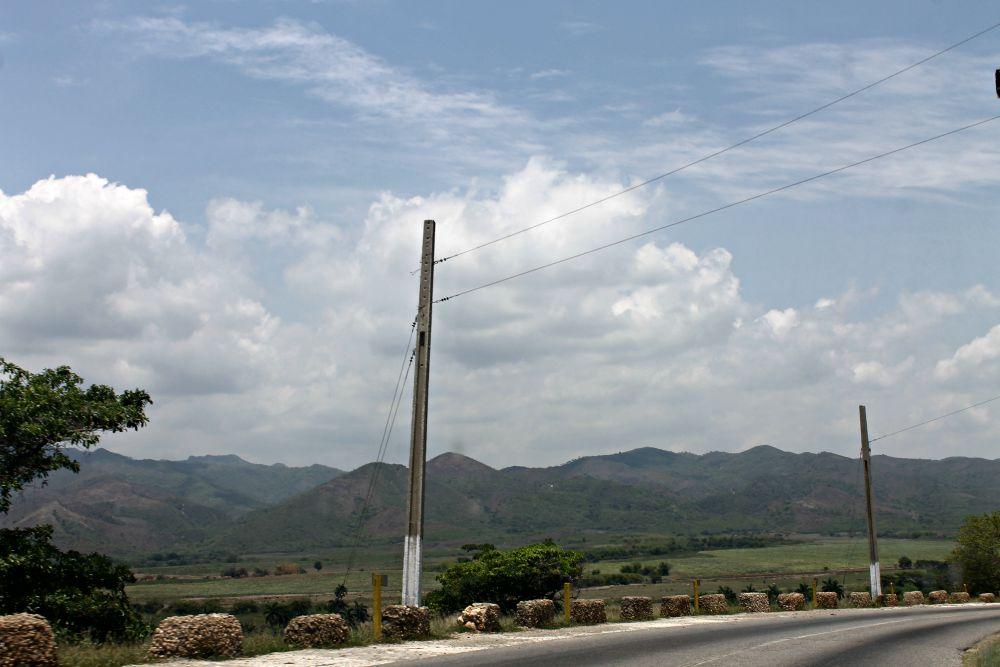 Valle de los Ingenios en Cuba