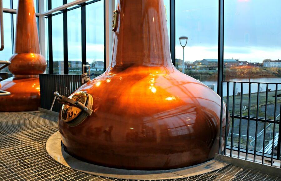 Visitar Glasgow destilería de whisky
