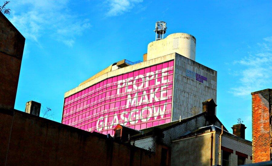 Visitar Glasgow People Make Glasgow