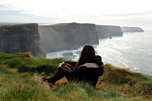 Visitar los Acantilados de Moher en Irlanda