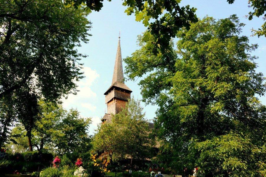 Biserica Desesti - Iglesias de Maramures en Rumanía