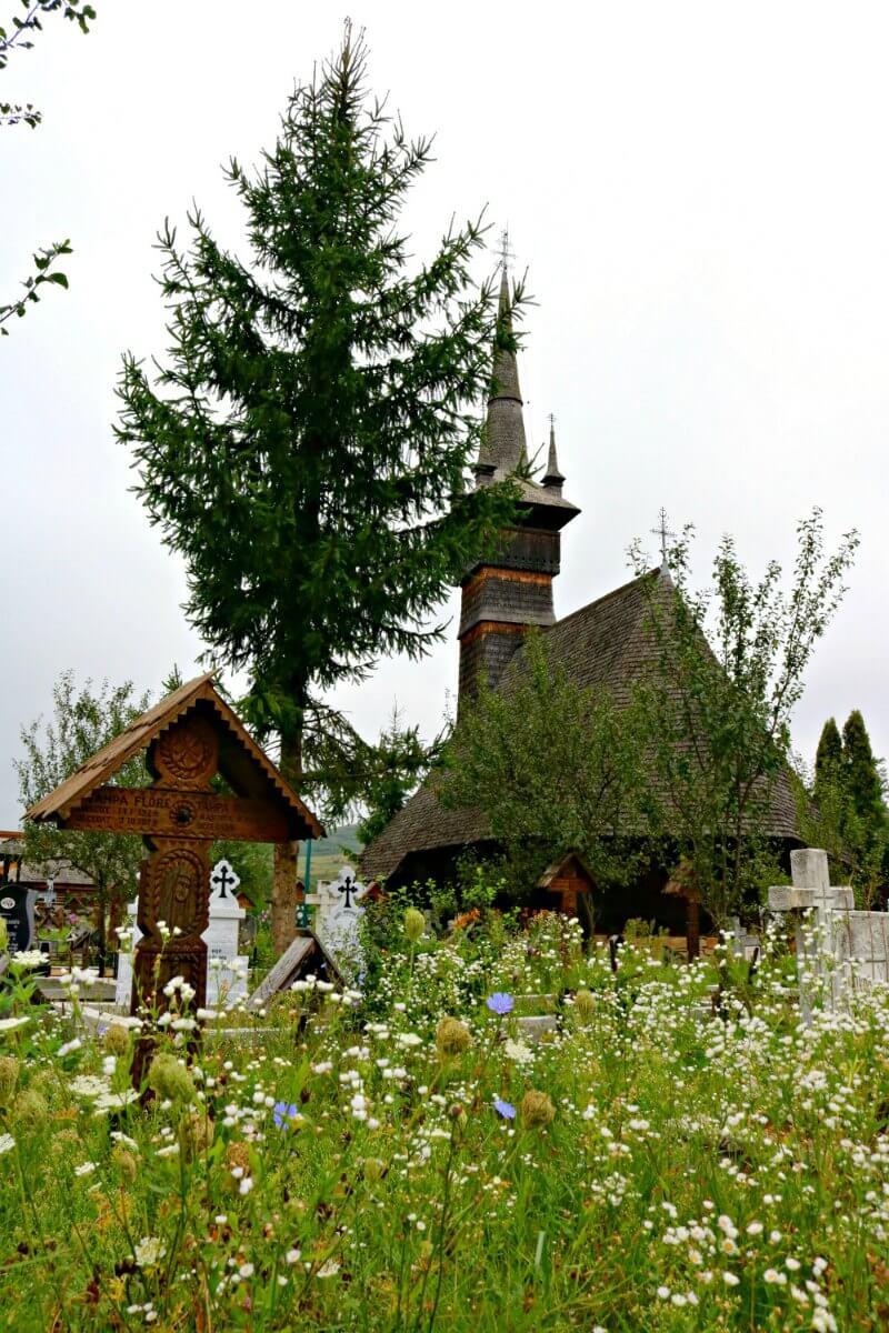 Biserica Rogoz - Iglesias de madera de Maramures en Rumanía