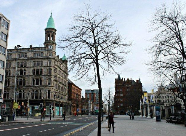 Edificios importantes de Belfast