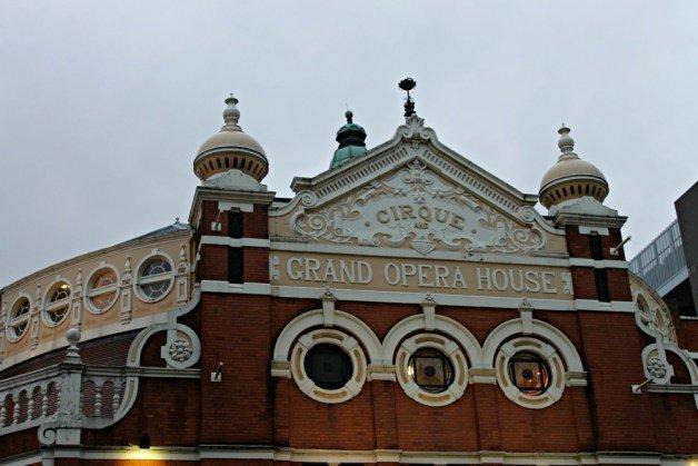 Grand Opera House - Qué ver en Belfast