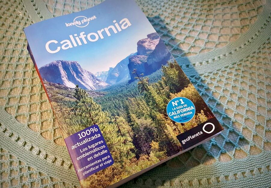 Guía Lonely Planet California USA