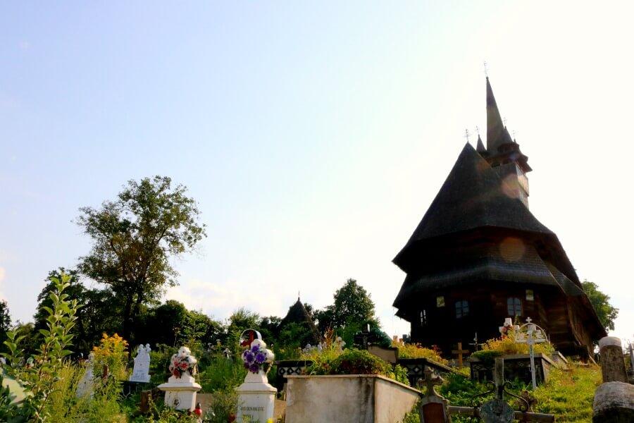 Iglesia de Budesti - Norte de Rumanía