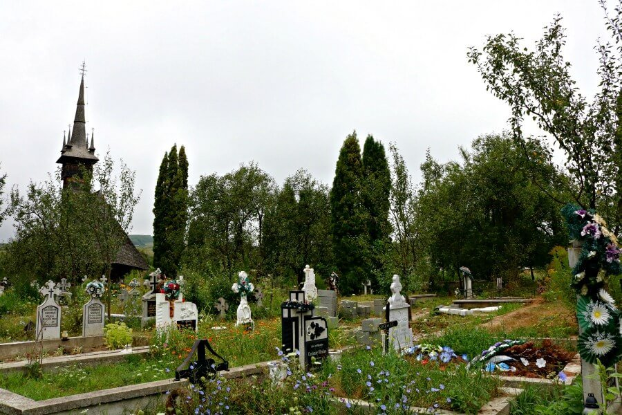 Iglesia de Surdesti en Rumanía - Maramures