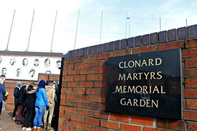 Memorial de Belfast