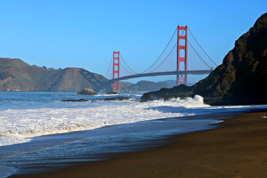 Qué ver en San Francisco el Golden Gate - Ruta por California en 10 días