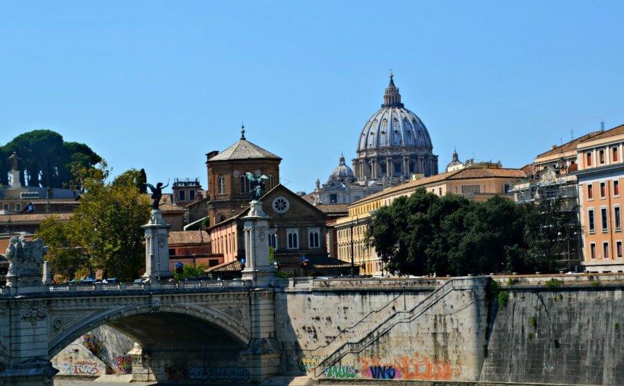 Viajar a Roma y visitar el Vaticano