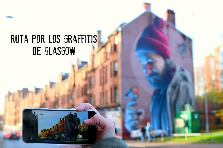 Ruta por los graffitis de Glasgow